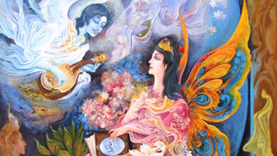 تصویر از آثار مینیاتور